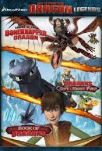 Így neveld a sárkányodat 1-2. (2 DVD) *Exkluzív kiadás*