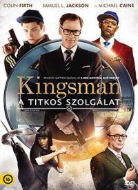 Kingsman: A titkos szolgálat (DVD)