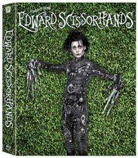Ollókezű Edward - 25. évfordulós kiadás (DVD)