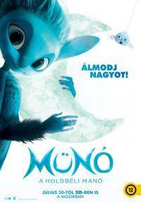 Münó, a holdbéli manó (DVD)
