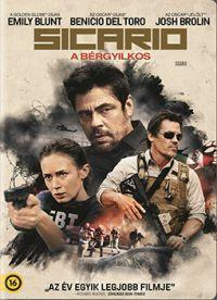 Sicario - A bérgyilkos (DVD)