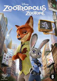 Zootropolis - Állati nagy balhé (DVD)