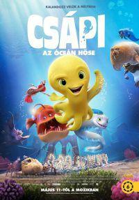 Csápi, az óceán hőse (DVD)