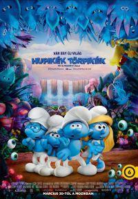 Hupikék törpikék: Az elveszett falu (DVD)