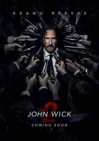 John Wick: Második fejezet (DVD)