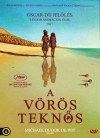 A vörös teknős (DVD)