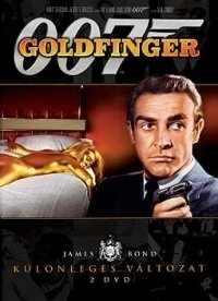 James Bond 03. - Goldfinger (DVD)