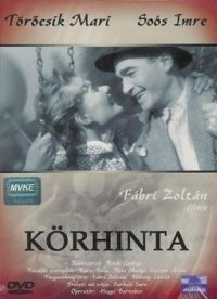 Körhinta (DVD)  *MNFA*