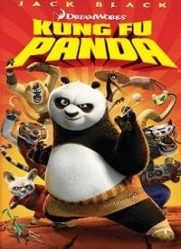 Kung Fu Panda 1. (DVD)