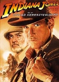 Indiana Jones és az utolsó kereszteslovag (DVD)