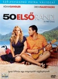 Az 50 első randi (DVD)