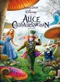 Alice Csodaországban - Tim Burton (DVD)