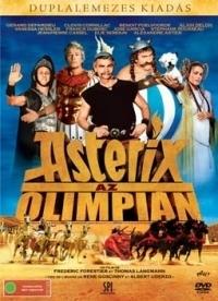 Asterix az Olimpián (2 DVD)