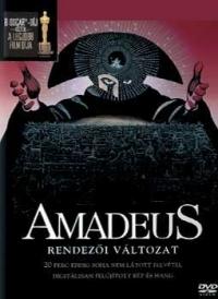 Amadeus (szinkronizált) (DVD)