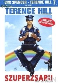 Szuperzsaru *Terence Hill* (DVD)