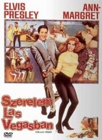 Elvis Presley - Szerelem Las Vegasban (DVD)