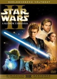 Star Wars II. - A klónok támadása (DVD)