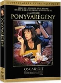 Ponyvaregény - duplalemezes extra változat (2 DVD)