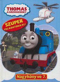 Thomas, a gőzmozdony Nagykönyve 7.