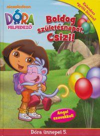 Boldog születésnapot, Csizi!