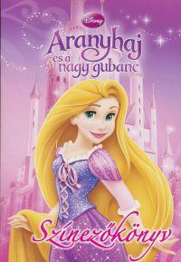 Disney - Aranyhaj és a nagy gubanc színezőkönyv