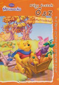 Disney Micimackó - Négy évszak Ősz