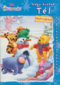 Disney Micimackó - Négy évszak Tél