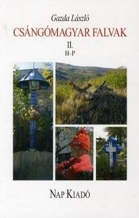 Csángómagyar falvak II. kötet
