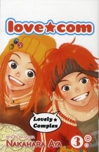 Love*com 3. - Képregény