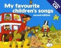 My favourite children's songs (CD melléklettel)