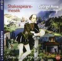 Shakespeare-mesék - Hangoskönyv (CD)