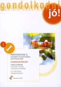 Matematika 5. Felmérő feladatsorok - A,B változat, tanári példány