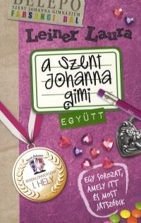 A Szent Johanna gimi 2. (Könyv)