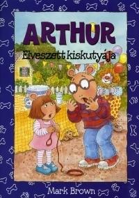 Arthur elveszett kiskutyája (DVD melléklettel)