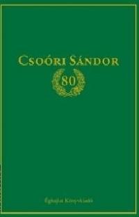 Csoóri Sándor 80