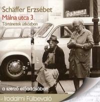Málna utca 3. - Történetek útközben - Hangoskönyv (CD)