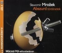 Abszurd történetek - Hangoskönyv (2 CD)