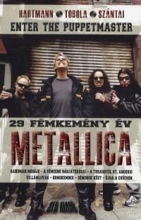29 fémkemény Metallica év