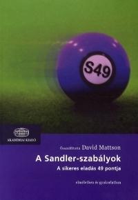 A Sandler-szabályok