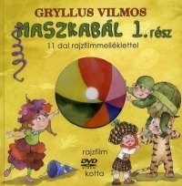 MASZKABÁL 1. RÉSZ DVD MELLÉKLETTEL