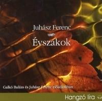 Évszakok - Hangoskönyv (CD)