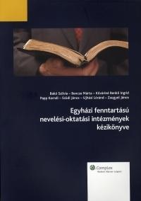 Egyházi fenntartású nevelési-oktatási intézmények kézikönyve