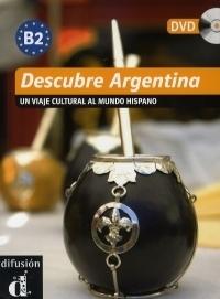 Descubre Argentina (con DVD)