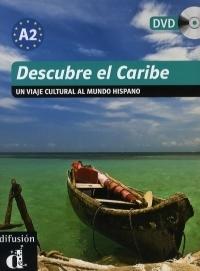 Descubre el Caribe (con DVD)