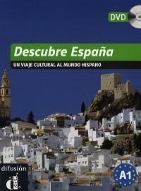Descubre Espana (con DVD)