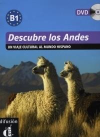 Descubre los Andes (con DVD)