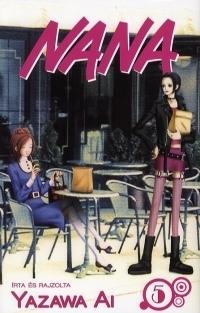 Nana 5. - Képregény