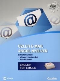 ÜZLETI E-MAIL ANGOL NYELVEN