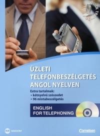 Üzleti telefonbeszélgetés angol nyelven (CD melléklettel)