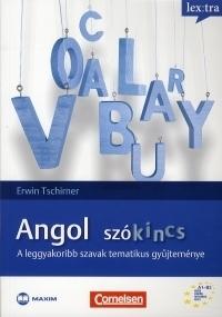 ANGOL SZÓKINCS